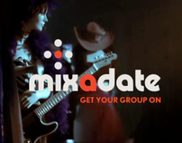 Mix a date Commercial
