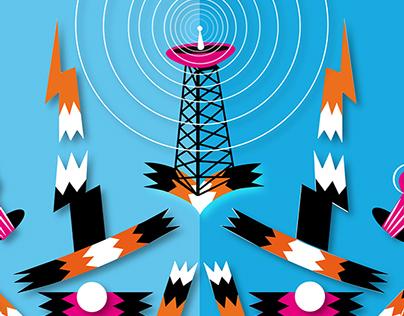 Radio Station (Broadcasting live)