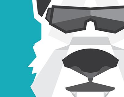 The Polar Ice (Sticker Design for Tendenci Software)