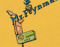 R.Feynman's book cover