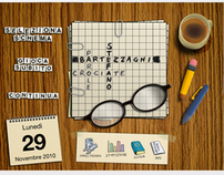 iSBartezz - Crosswords iPad App