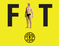 Fat Fat Fit - Golds Gym