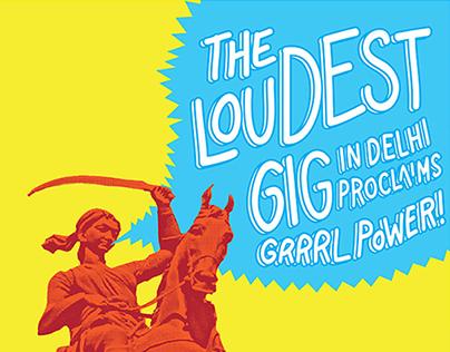 The Loudest Gig | ennui.BOMB