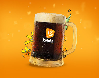 Kofola Online Reimagined