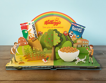 Kelloggs Story Book