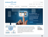 ScholarChip website
