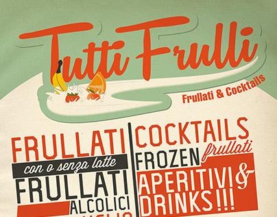 Tutti Frulli - Logo+Poster