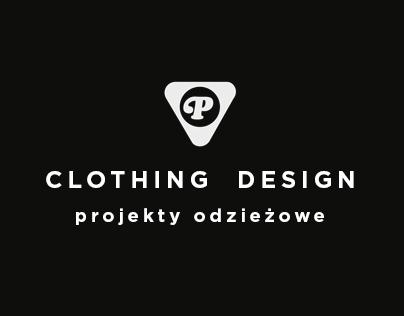 PAN TU NIE STAŁ - clothing design