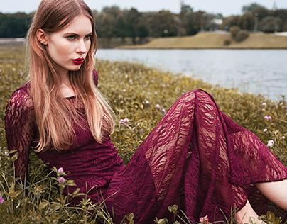Joanna @Vox Models / model test