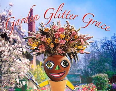Garden Glitter Grace