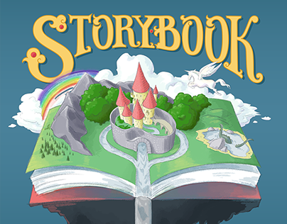 Storybook Reading // mobile app