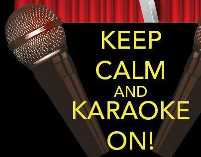 Keep Calm Karaoke T-Shirt