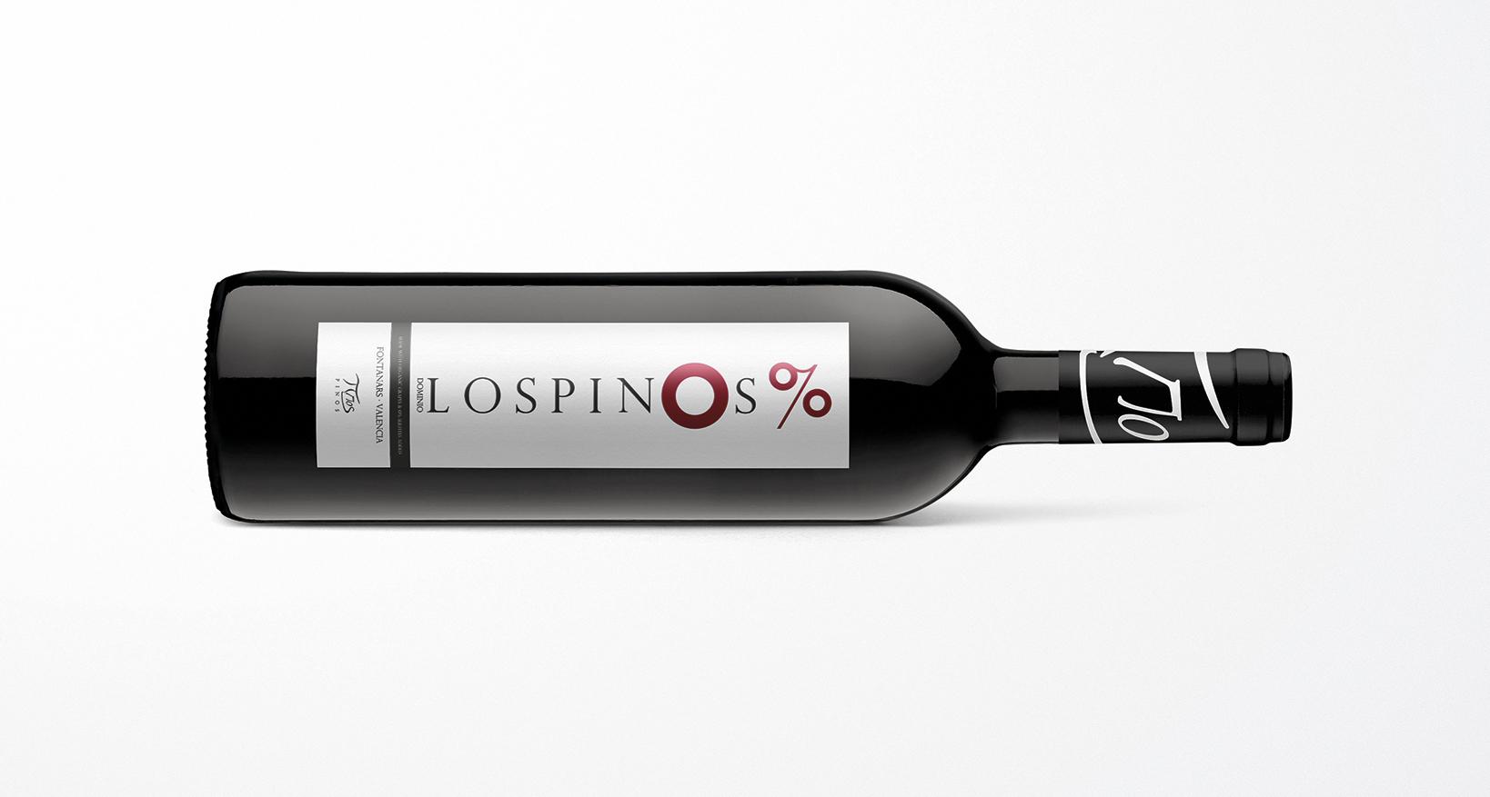 Label design & Identity · 0% Wine · Bodegas Los Pinos