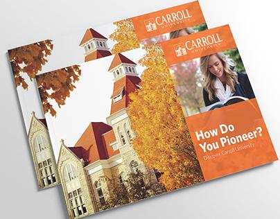 Carroll University 2014 Viewbook