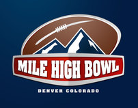 Mile High Bowl - Denver Colorado