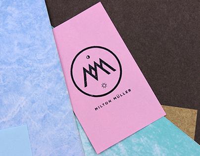 Milton Müller - Branding