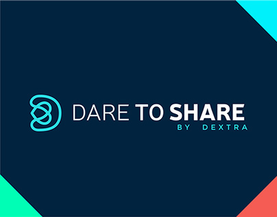 Dare to Share by Dextra. Branding