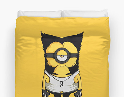 Throw Pillow and Duvets Covers
