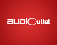 Audio Outlet Website