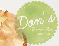 Don's Famous Pies