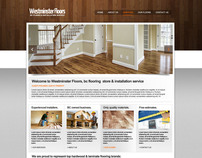 Custom WORDPRESS theme development for Hardwood company