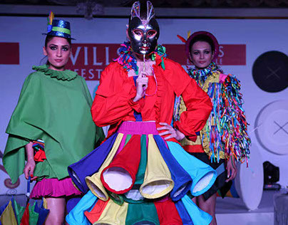 Wills Lifestyle Debut 2013 Runway
