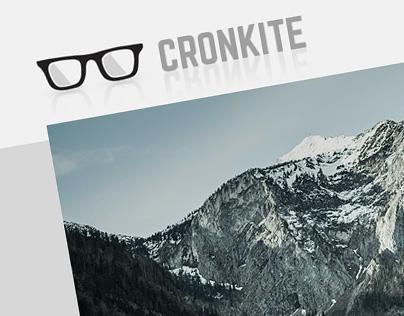 Aloha - Cronkite email template