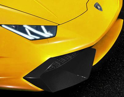 Lamborghini Huracan Jota