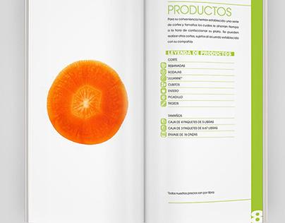 Redi Frutas y Vegetales