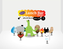 Lunch Bar Facebook Fan Page