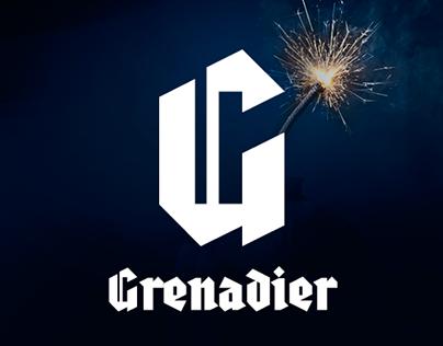 Grenadier font project