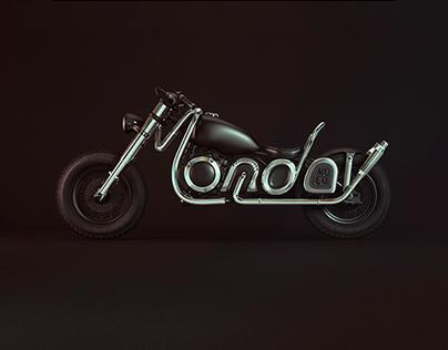 Monday Mo. Co. Type Bike