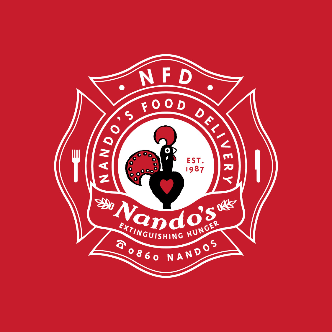 Nandos Food Delivery