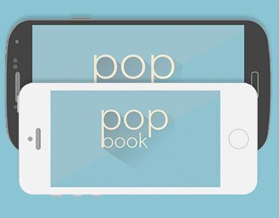 PopBook: Augmented Reality App