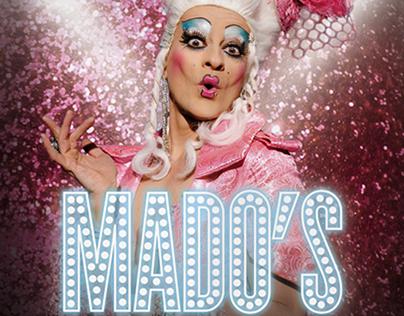 Mados got talent poster