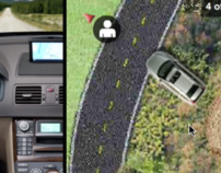Volvo: XC90 Driving Game