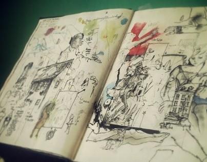 Sketchbook / work update