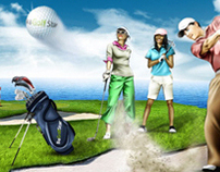 Be a Golf Star