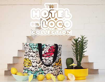 B-Goods Hotel del Loco Textile Product Collection