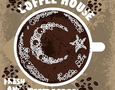 turkish coffee house vector art royaltyfree image