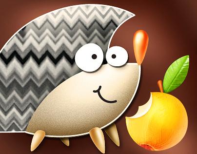 FUNNY YUMMY. Kids book app