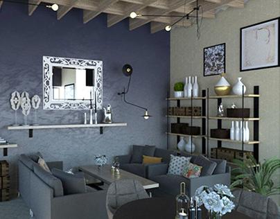 Restaurant & Bar / Case study