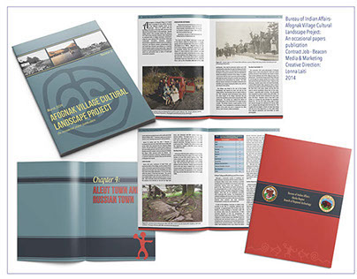 BIA- Afognak Village Cultural Project -Issue 5