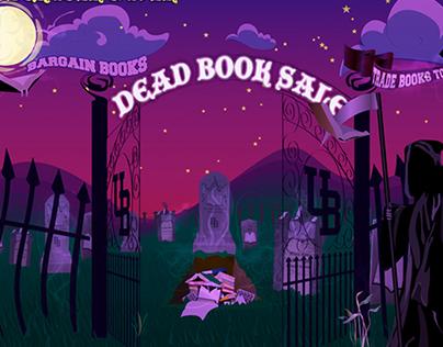 Dead Book Sale