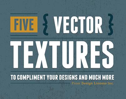 Vector Texture Pack No.1