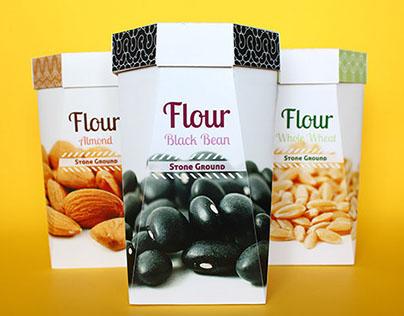 Flour package design