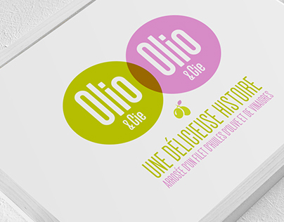 Olio & Cie Global Branding