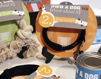 Own a Dog (Infographic and products)