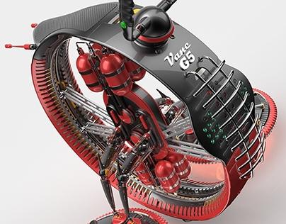 The Vane  G5 - RP Rider