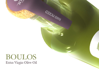BOULOS EXTRA VIRGIN OLIVE OIL